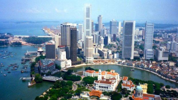 Một góc của Singapore ở hiện đại