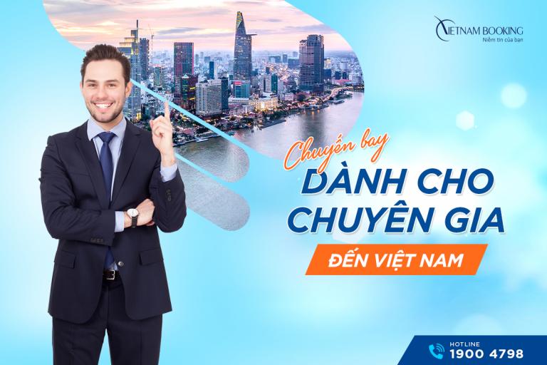 Chuyến bay từ Canada về Việt Nam