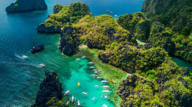 Vé máy bay đi El Nido giá rẻ cùng Thai Lion Air