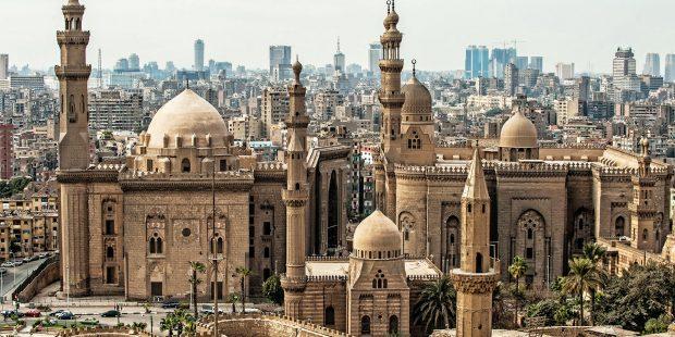 Vé máy bay đi Cairo giá rẻ cùng Thai Lion Air