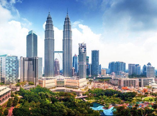 Vé máy bay đi Malaysia giá rẻ cùng Thai Lion Air