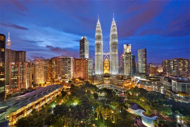 Vé máy bay đi Kuala Lumpur giá rẻ cùng Thai Lion Air