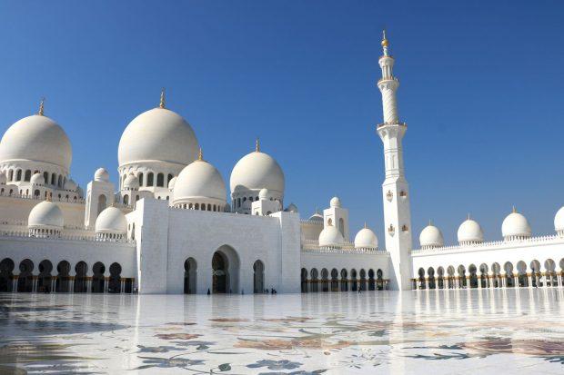Thánh đường Sheikh Zayed bin Sultan al Nahyan