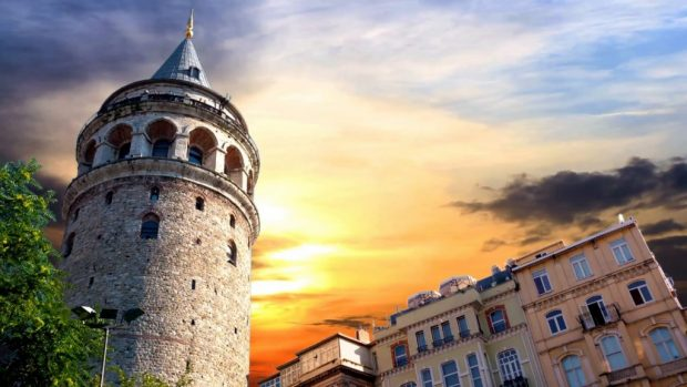 Vé máy bay đi Istanbul giá rẻ cùng Thai Lion Air