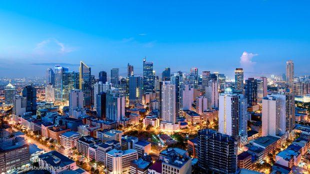 Vé máy bay đi Manila giá rẻ cùng Thai Lion Air