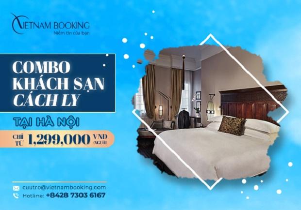 danh sách khách sạn cách ly tại Hà Nội chi tiết nhất