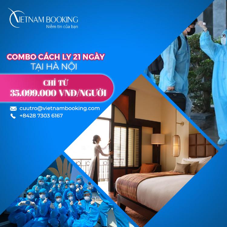 cách ly khách sạn Hà Nội